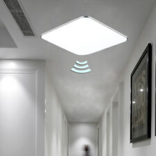 24W LED Deckenlampe Deckenleuchte Korridor Lampe Radar Sensor Bewegungsmelder DE