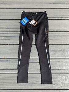 NWT Muddyfox Boy's Sz 9-10yo Padded Cycling Pants ~Black~