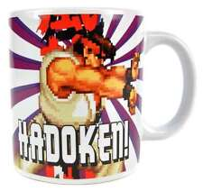OFFICIAL NINTENDO STREET FIGHTER RYU COFFEE MUG CUP NEW IN GIFT BOX