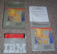 IBM PC: Trivia 101-The introductury Course - 1984