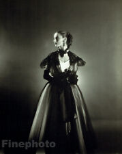 1951 NEW YORK CITY BALLET Theater TANAQUIL LeCLERCQ Photo By GEORGE PLATT LYNES