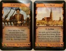 Dominion Church & Captain Promo Expansions - NEW & SEALED
