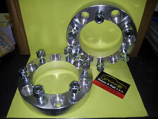 Coppia Distanziali Ruota GREAT WALL MOTOR HOVER 4WD 2WD STEED 30mm Wheel Spacers