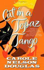 Cat in a Topaz Tango: A Midnight Louie Mystery (Mi