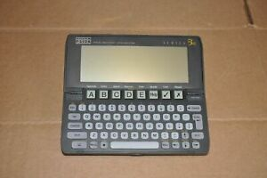 RARE PSION SERIES 3A PQA SHL PERSONAL QUESTIONNAIRE VARIANT WITH SOFT/W SSD