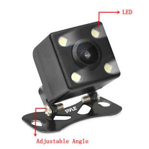 140° Night Vision Car Rear View Reverse Backup Parking 4LED Camera Universal