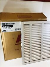 "American Air Filter Perfect Pleat 20"" x 20"" x 1"" 173-700-011 Case of 12"