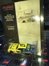 Dale Earnhardt Wrangler NASCAR 1979 Ventura 2000's ActIon Racing 1:64 Car
