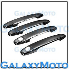 Scion 07-12 xD+08-13 xB+05-08 xA+05-10 tC Black Chrome 4 Door handle+PSGKH Cover