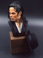 Dandelion 1/3th Michael Jackson Chest Head Bust Statue Model Collection