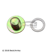One New Beck/Arnley Engine Oil Drain Plug 016-0088