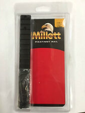 Millett Savage 10 Short Action RH Matte Picatinny PC00002 Acu Trigger Base