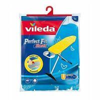 Vileda Viva Express Parfait Fit Élastique Egard , Bleu, 114-122cm, Produit Neuf