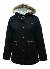 Parka Zip Fur Coats & Jackets for Women