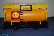 LGB 4040 Shell Oil Tanker G Scale Vintage Yellow Box **