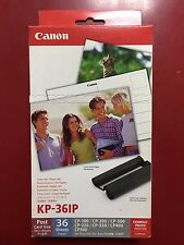 CANON KP-36IP Original Ink & 36 Sheets Pack BOXED & NEW