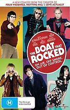 THE BOAT THAT ROCKED - BRAND NEW & SEALED DVD (SEYMOUR HOFFMAN, NIGHY, BRANAGH)