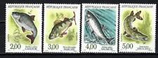 France 1990 série Nature poissons Yvert n° 2663 à 2666 neuf ** 1er choix