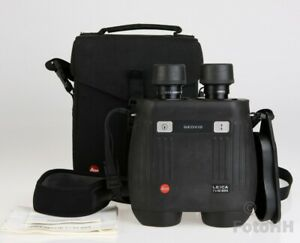 LEICA * GEOVID * 7x42 BDA BINOCULARS WITH CASE INCLUDED / NICELY PRICED BUT READ