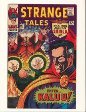 STRANGE TALES #148 Nick Fury! Origin of Ancient One Marvel Silver Age HIGH GRADE