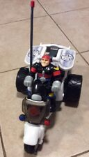 Rescue Heroes Radio Control Triclinic Responder And Fireman Fisher Price