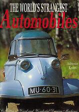 Kessel, strangest automobiles, weird & wonderful driving machines, Autos PKW '96