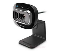 Microsoft LifeCam HD-3000 HD Webcam 720P USB Webcam With Built In Microphone
