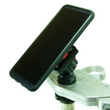 Yoke 50 Motorcycle Nut Mount & TiGRA MountCase 2 Case for Samsung Galaxy S8