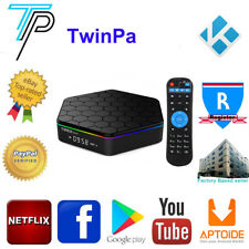 Android TV Box Kodi 3G RAM 32G ROM Octa Core Smart Media Player Streamer Netflix