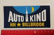 ADESIVI/Sticker: AUTO Cinema HH Billbrook (27041716)