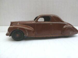 Dinky Toys Lincoln Zephyr Original