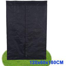 120 x 60 x180 Hydroponics Grow Light Box Tent Aluminum lined Dark Room Box