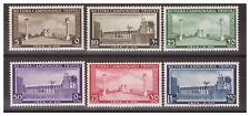 LIBIA  1938   -   XII FIERA  P.O.   SERIE NUOVA   **
