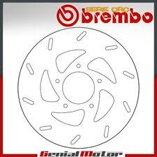 Disco Freno Fijo Brembo Serie Oro Delantero por Gilera Hercules 200 2002 > 2005