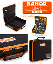 BAHCO 4750FB5B Hand Tool Organiser Storage Case For Screwdrivers, Pliers & More
