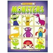Easy to Draw Monsters (You Can Draw)