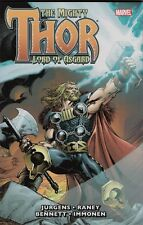 THOR LORD OF ASGARD MARVEL SC GN TPB COLLECTS THOR (1998 #44-50) DAN JURGENS NEW