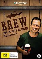 Brew Masters : Season 1 (DVD, 2011, 2-Disc Set)(D166)