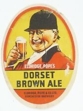 England Eldridge Pope Dorset Brown Ale 89mm Tavern Trove