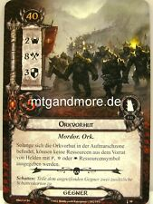 Lord of the Rings LCG - 1x orkvorhut #058 - gli eredi di Numenor
