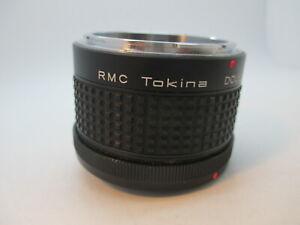 Tokina RMC Doubler teleconverter for CANON C/FD FD mount lenses