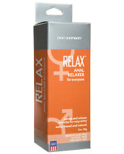 Amazing & Desirable Relax Anal Relaxer - 2 oz Tube (Made in U.S.A.)