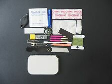 Survival kit/ EDC kit for outdoor activities, camping & hiking