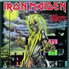 Objets de collection liés à la musique iron maiden