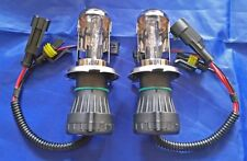 One Pair 55W XENON HID REPLACEMENT BULBS Lamp H4 8000K