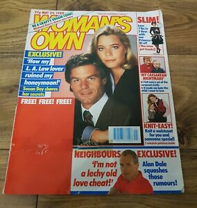 Woman's Own Vintage Magazine - 29th May, 1989