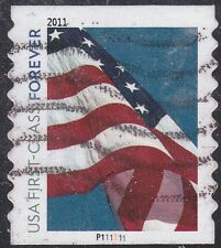 4487 4487a Forever Flag - Pnc1 - Pl# P111111 - used
