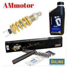 Ohlins Kit Basic Honda CB 900 F Cb900f Hornet Ammortizzatore Molle Olio Nkho100