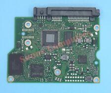 """Seagate 3.5"""" SATA Hard Drive HDD Curcuit Logic PCB Board 100716565 Rev A P1 P2"""