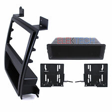 Double-DIN Radio Replacement Dash Mount Installation Kit for Cadillac Escalade